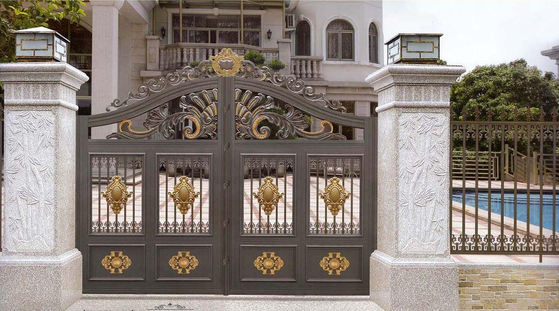 庭院大门价位-益华优惠的庭院大门供应