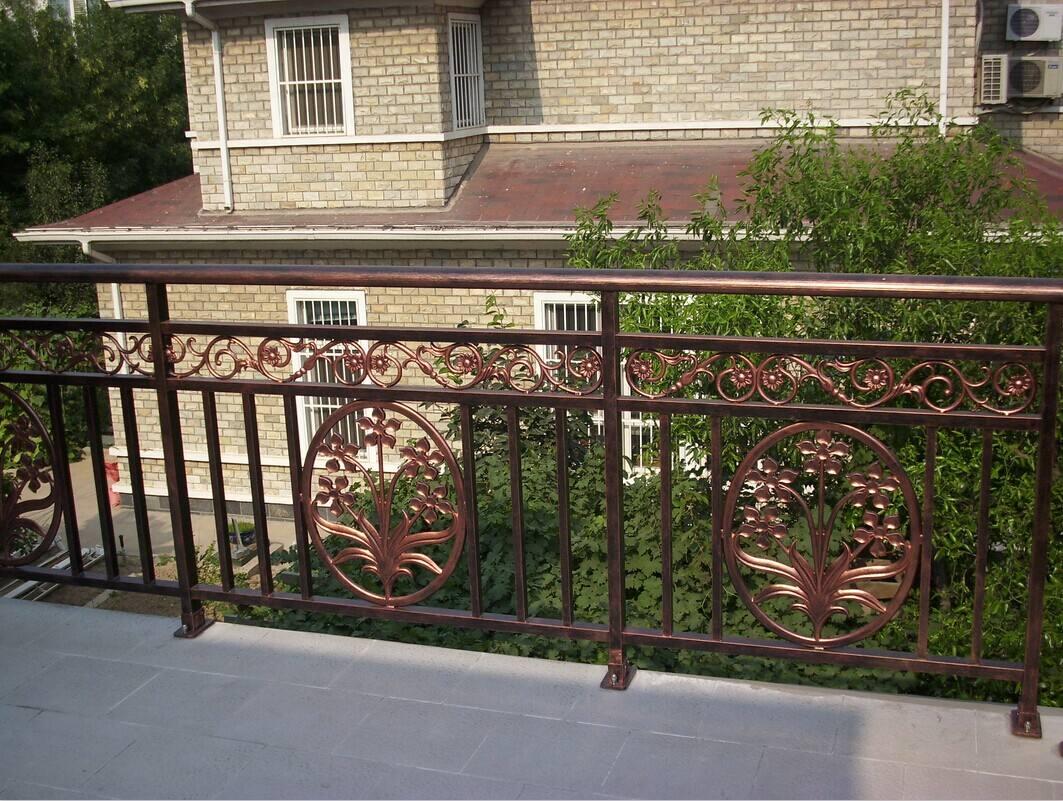 郴州鋁藝護欄制造商-在哪里能買到好的鋁藝護欄
