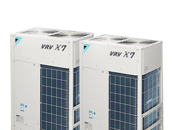美的新风-哈尔滨中央空调厂家直销