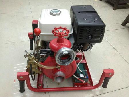供應手抬式本田GX390汽油消防泵13423002493