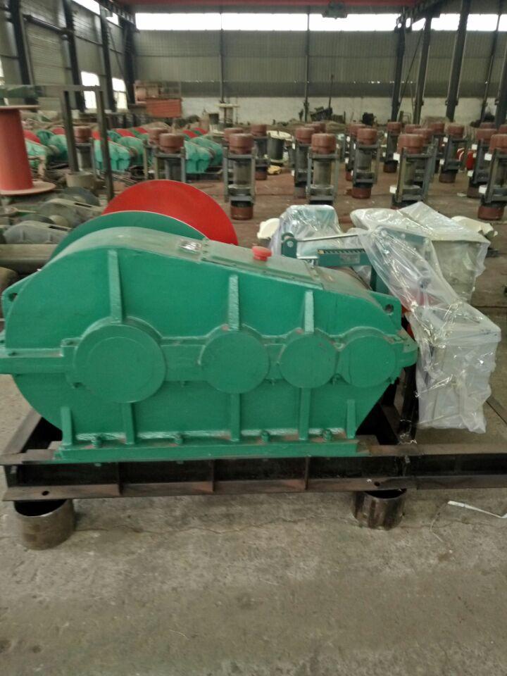 黑龙江10吨卷扬机-选购质量好的10吨卷扬机就选正特公司