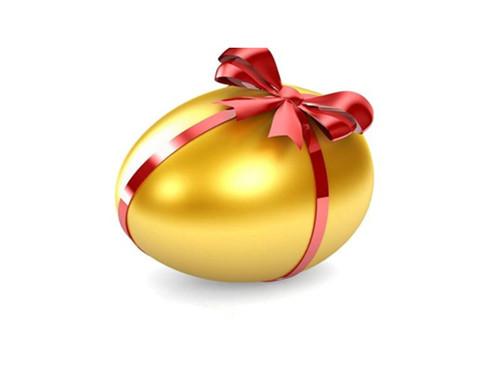 促销金蛋批发-陕西新款西安金蛋供应