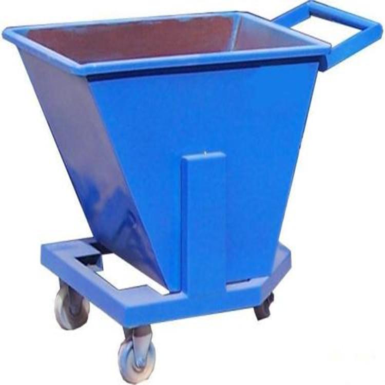 工业集屑车垃圾车排铁屑废水