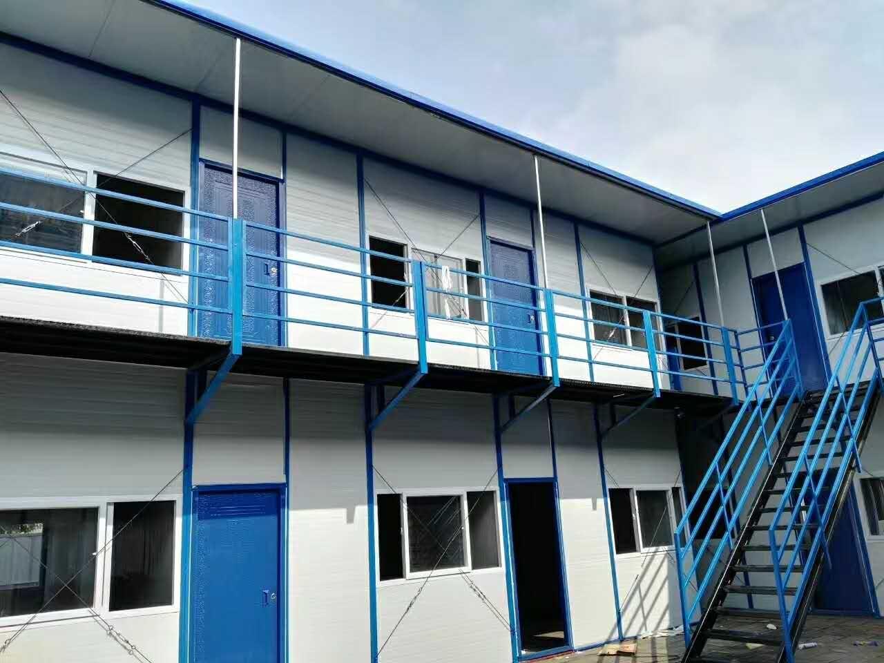 郑州钢结构彩板房