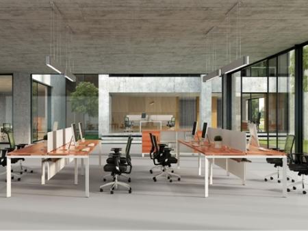 沈阳板式办公家具的生产比重越来越大