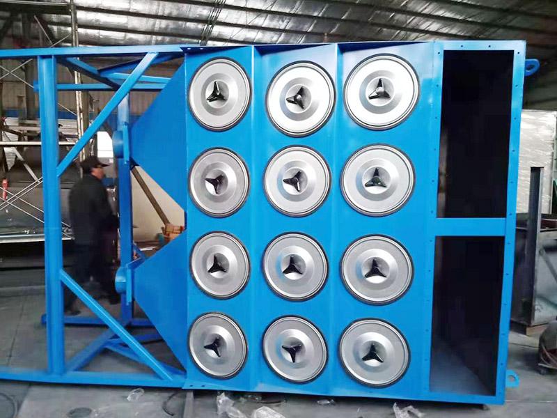 安徽工业除尘器批发,永清环保提供安全的除尘器