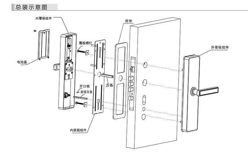 哈尔滨智能门锁的安装及售后怎么样?