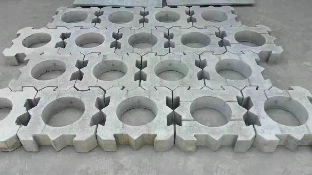 甘肃护坡系列厂家_选购兰州彩砖模具就找兰州兰泰模具