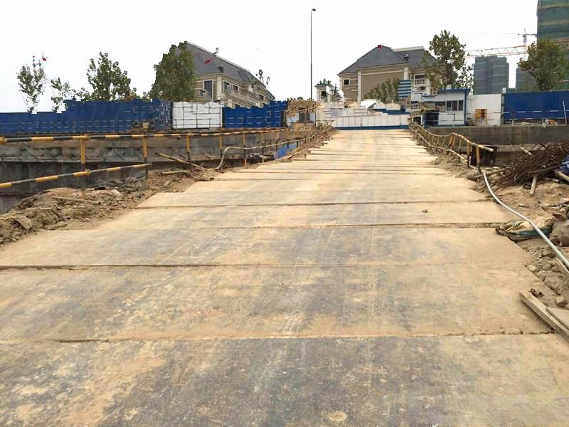 黑龙江铺路钢板出租|黑龙江钢材回收-推荐鑫九州工程设备