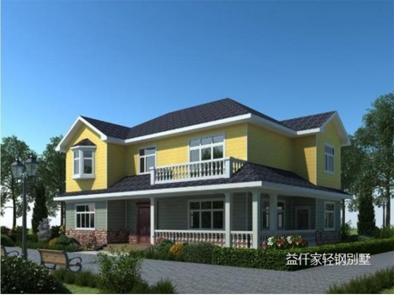 轻钢别墅采购-哪里可以买到新品轻钢别墅