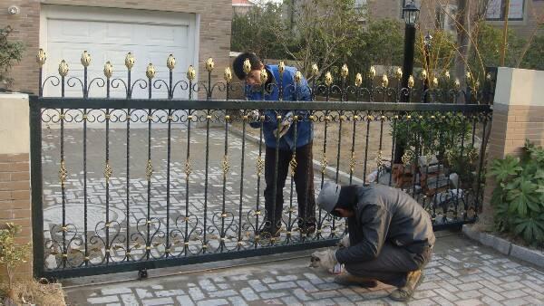 新疆锻造铁艺围栏-提供专业的新疆锻造铁艺