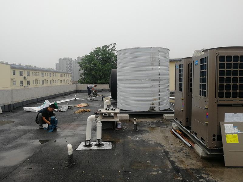 酒店热水系统 酒店空气能热水 宾馆热水系统 宾馆空气能热水