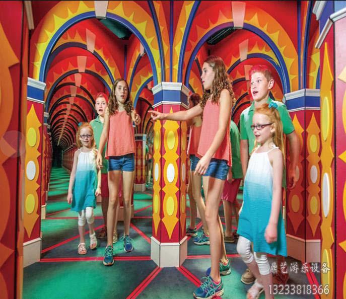 新鄉鏡子迷宮供應商 銷售游樂設備