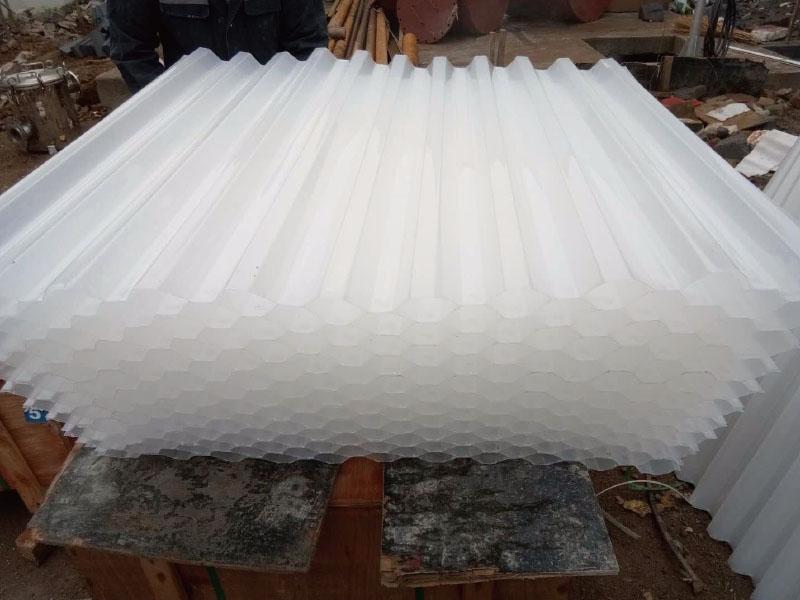 塑料和玻璃鋼蜂窩填料原理|江蘇具有口碑的塑料和玻璃鋼蜂窩填料供應商是哪家