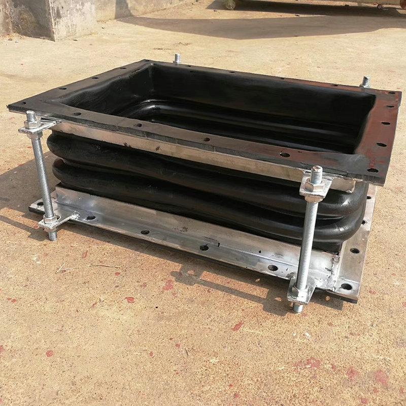 FDZ橡胶风道膨胀节-郑州有保障的FDZ型除尘环保型风道橡胶补偿器提供商