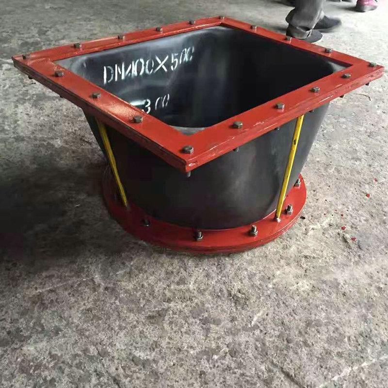 水泥厂橡胶膨胀节废气收集-质量好的环保除尘型橡胶风道补偿器品牌介绍