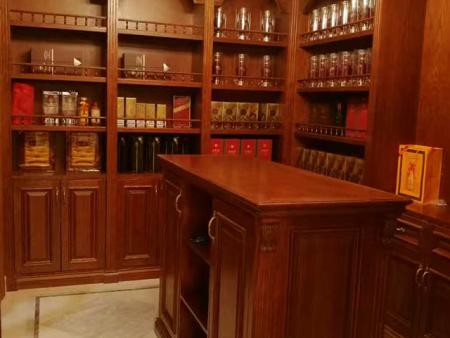 原木酒櫃的品牌,原木酒櫃的造型設計定製。