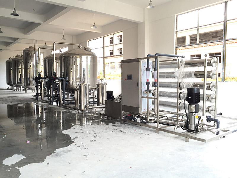 质量好的水处理设备纯水设备超纯水设备反渗透-大量供应好的水处理设备