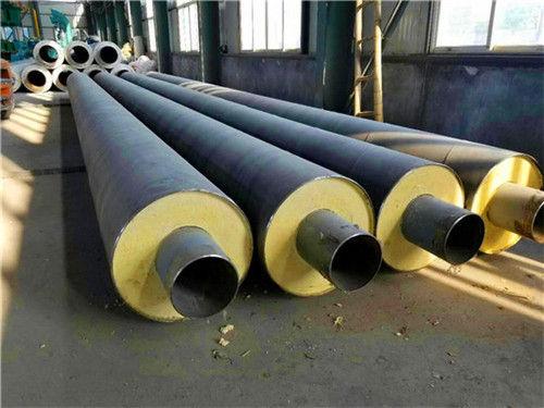 厂家直销聚氨酯螺旋保温钢管