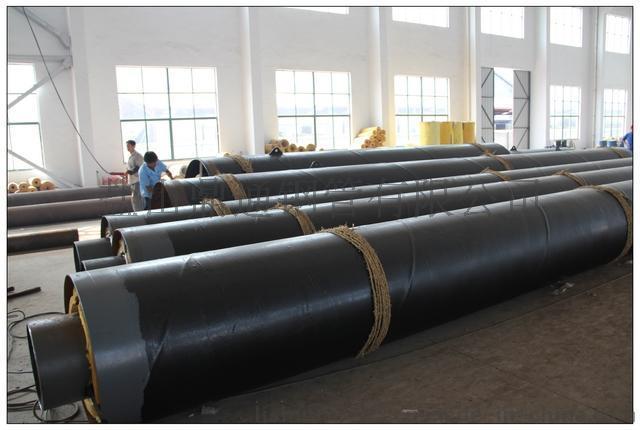 钢套钢蒸汽保温钢管专业生产公司厂家直销供货齐全