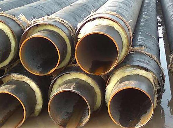 高温钢套钢蒸汽直埋保温钢管专业生产厂家