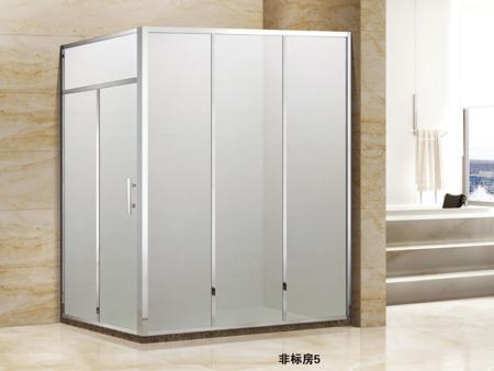 不锈钢淋浴房厂家-超值的不锈钢淋浴房优选朗恒商贸