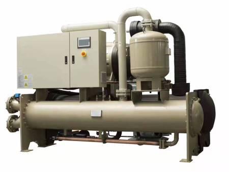 喷淋降膜式雷火电竞平台登录组,水冷螺杆式工业雷火电竞平台登录组