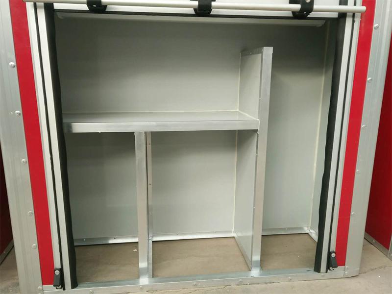 集裝箱卷簾門