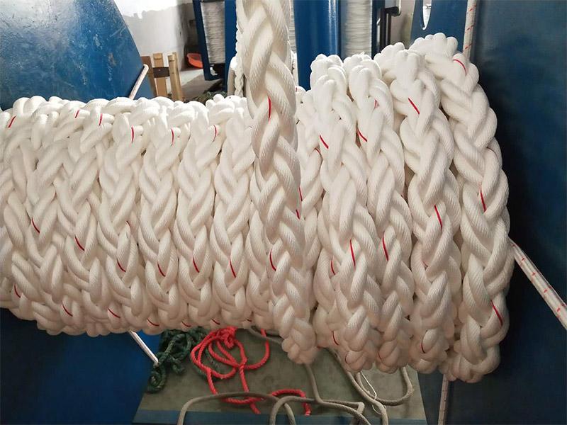 高分子十二股纜繩|華生繩纜供應實惠的聚丙烯纜繩