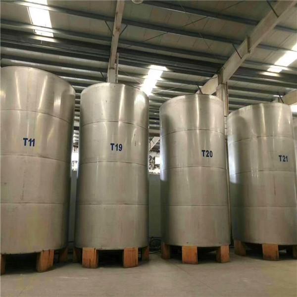 济宁品质可靠的二手发酵罐哪里有 二手30立方不锈钢发酵罐