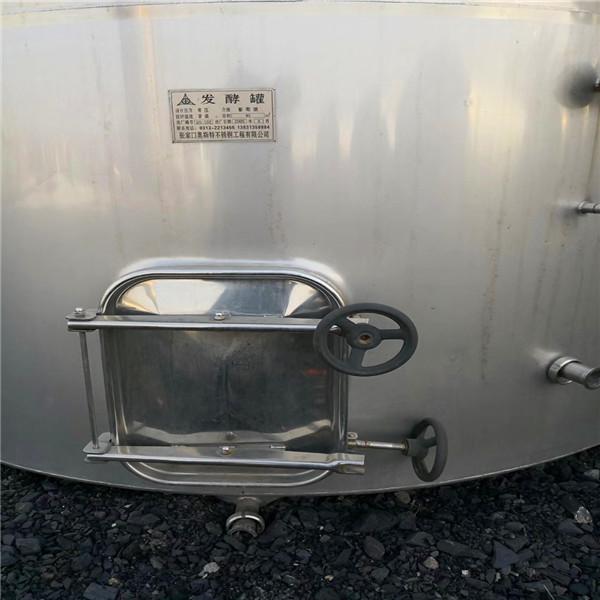 二手发酵罐公司济宁哪家好|3000升不锈钢发酵罐二手价