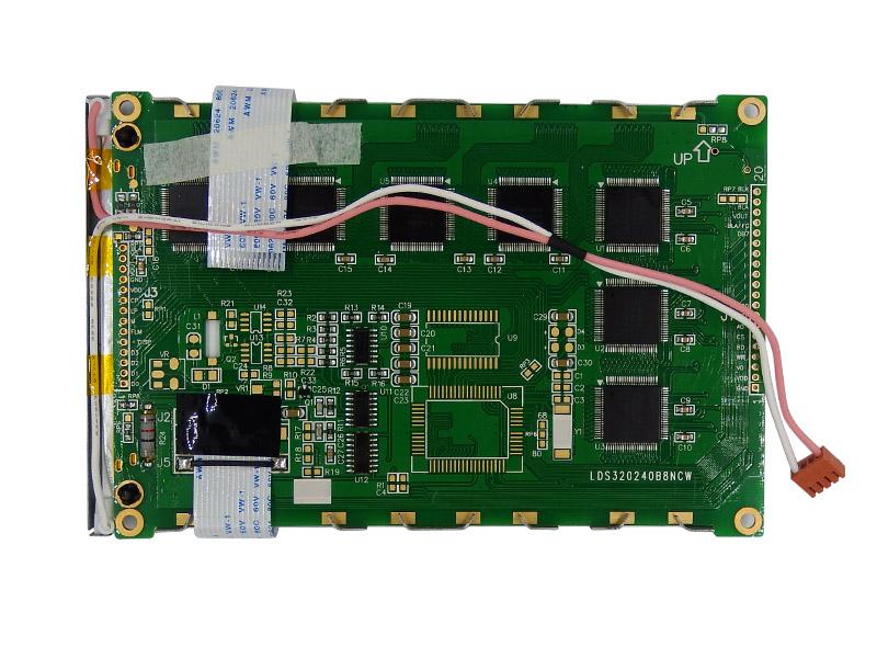 深圳资深的5.7寸320x240图形点阵模块供应商推荐|lcm模块