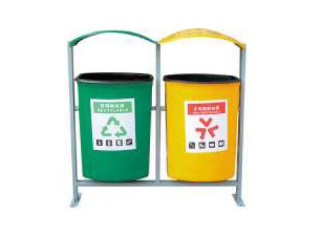 沈阳分类垃圾桶分析垃圾桶在加工材料上的区别有哪些?