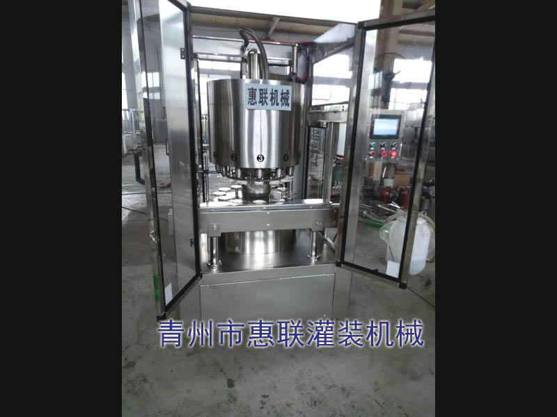 蜂蜜酒灌装机 酒灌装生产线 电子定量