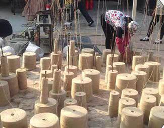 供应黄麻绳-山东英杰纺织_具有口碑的黄麻绳提供商