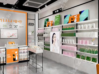 克拉玛依展示柜生产厂家-上海喵吧 展示柜制作公司