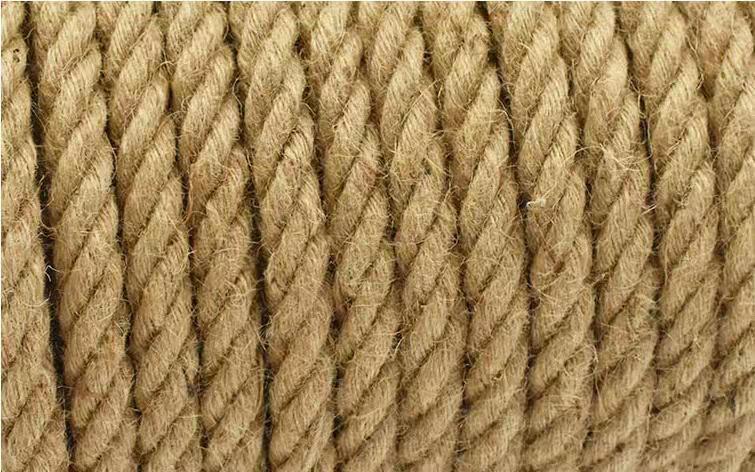 崭新的黄麻绳-济宁厂家直销黄麻绳哪里买