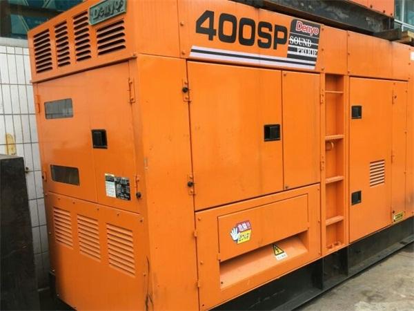 日本小松二手柴油發電機-有品質的二手防音型發電機組300千瓦日本小松價格怎么樣