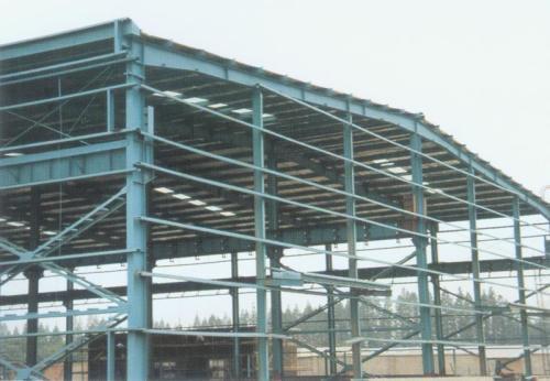 满洲里钢构厂-想要呼伦贝尔彩钢就到呼伦贝尔五洲彩钢