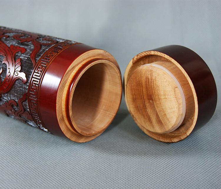 厂家直销的礼品定制实木保温杯,,价位合理的不锈钢直身杯销售
