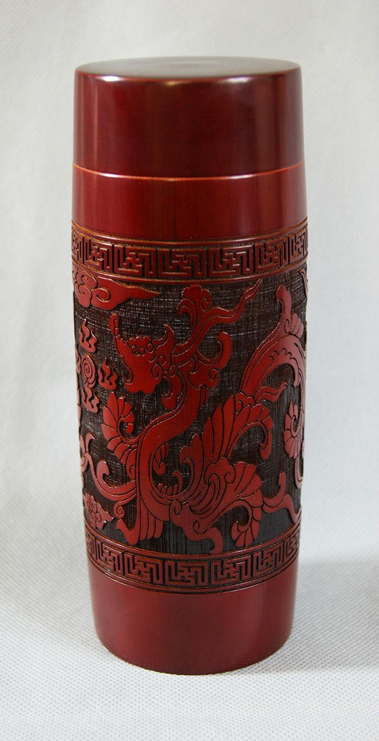 新款的不锈钢直身杯就在爵品工艺;具有价值的礼品定制实木保温杯
