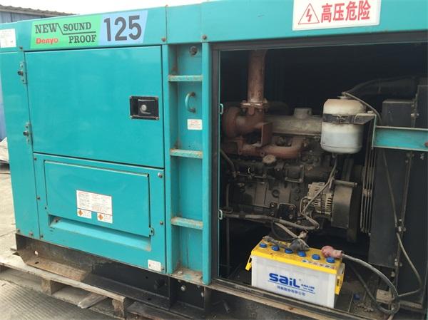 小松柴油發電機日本小松-超值的新款環保靜音日本電友小松發電機供應信息