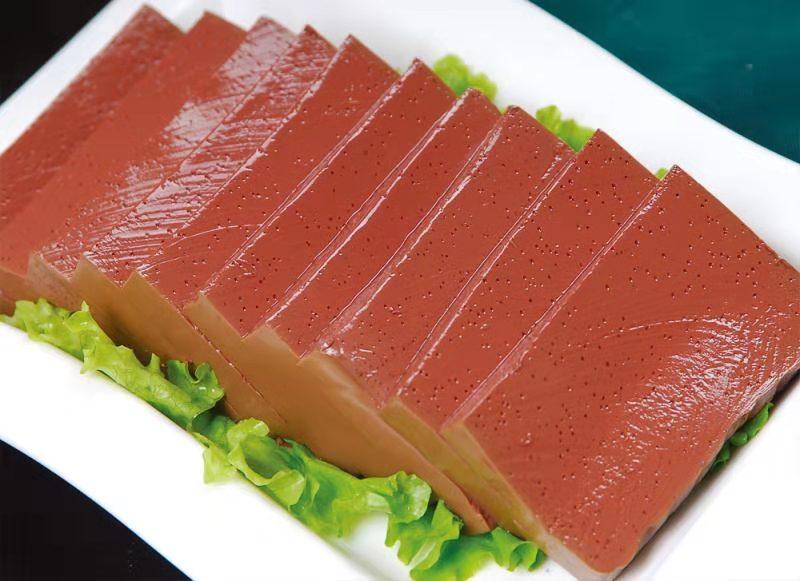 火锅鸭血图片-哪里有供应质优价美的火锅鸭血