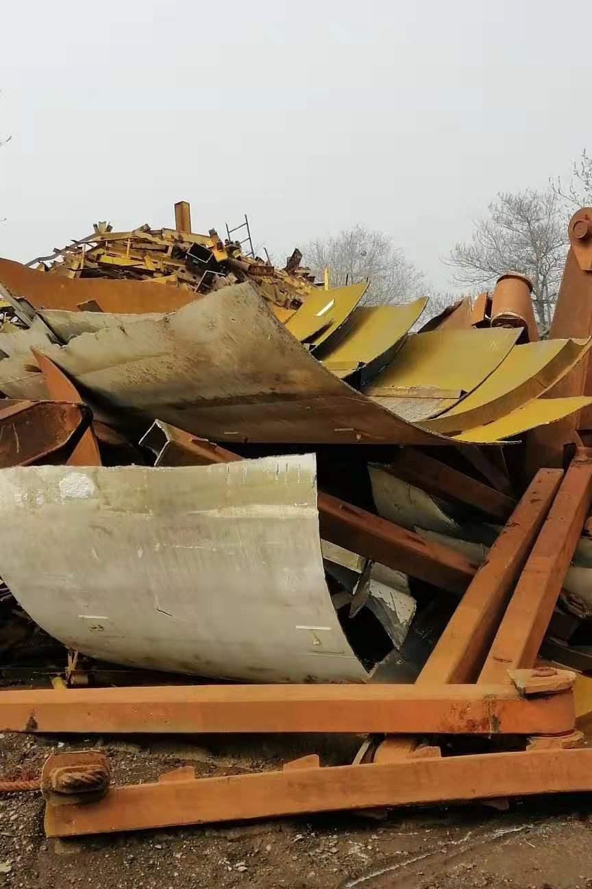 【福兴旺回收】烟台废旧钢铁回收 烟台物资回收