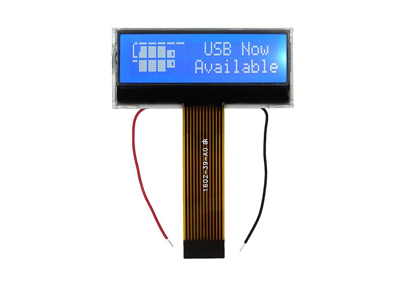 供应知名的1602COG液晶模组-液晶模块1602