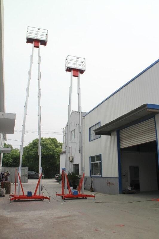 金勝叉車提供劃算的升降機|紹興溫州升降機定制