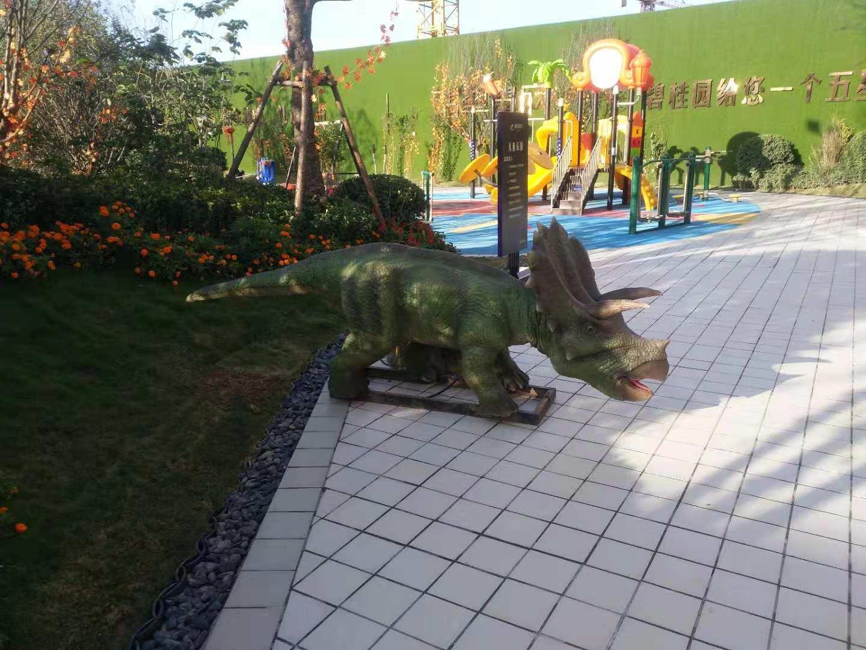 海淀恐龙展出租推荐-口碑好的仿真恐龙模型展览道具租售-亚飞展览提供