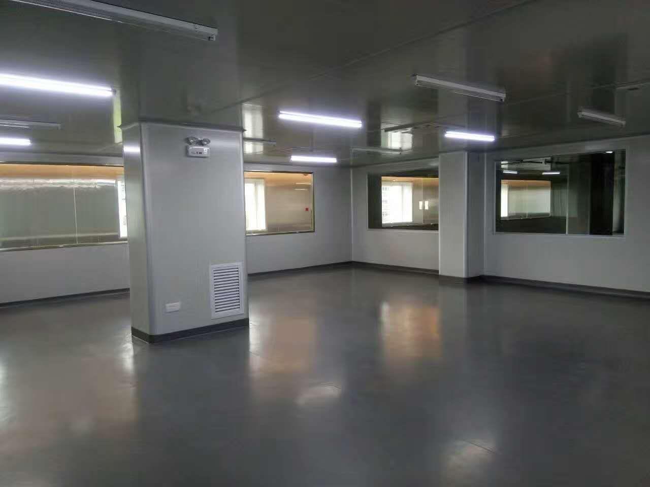 陽江市潔凈廠房裝修施工