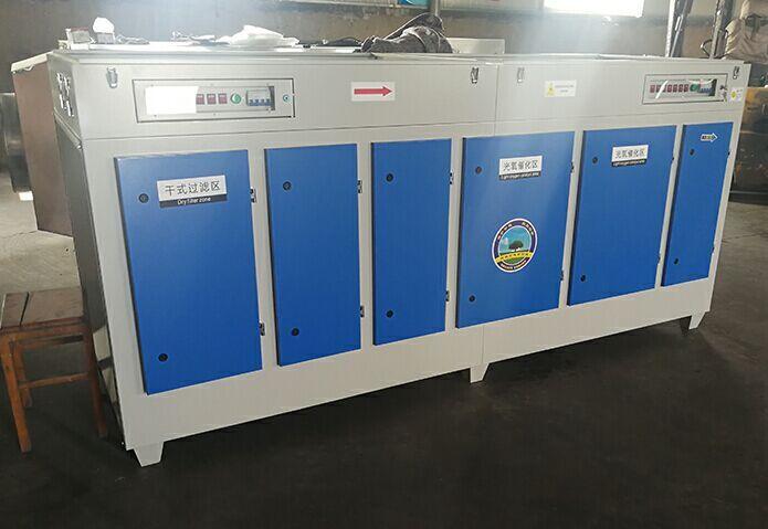 新疆塑料废气处理在线a片-潍坊哪里有专业的塑料废气处理在线a片