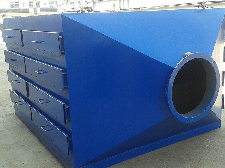 活性炭廢氣處理設備生產-祥潔環保供應值得信賴的活性炭吸附處理設備